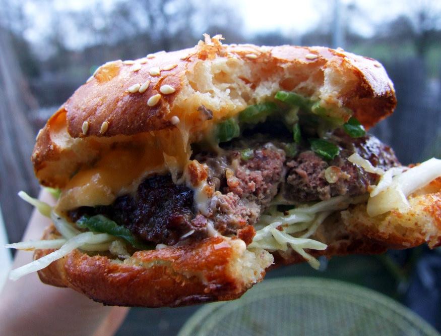 Recreating The Bobcat Burger - Food Stories - Helen Graves