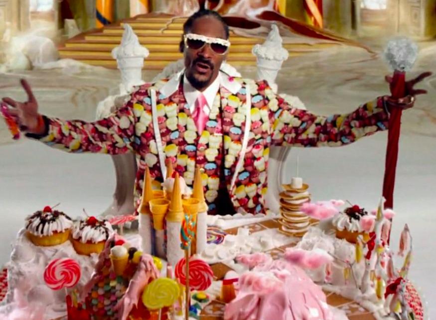 Snoop Dogg ice cream